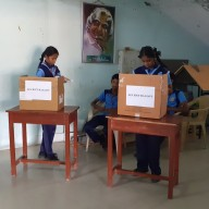 School Pupil Leader Election