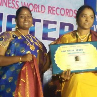 save water - Guiness record