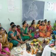 Navarathiri celebration